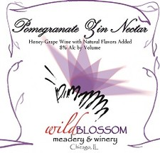 Pomegranate Zin Nectar
