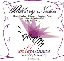 Wildberry Nectar